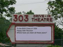 2- 303 Drive Inn