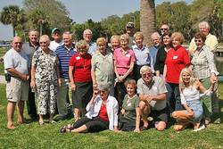 Highlight for Album:   Class of 1956 - 51st reunion, Florida