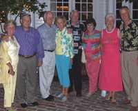 Ft. Myers, FLMini dinner reunion.