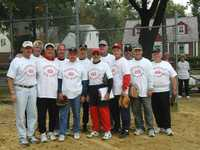class of 1959 softball team