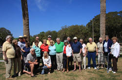 Highlight for Album: Class of 56 - 53 yr Reunion Florida