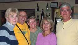Gail Rucker - Bill Grippo - Linda Del Prete - Virginia Harrison - Bob Ripp