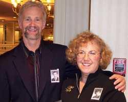 Ted Malanczuk - Bettyjane Rostolder