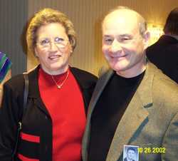 Allan Berger & wife