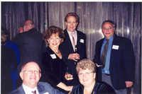 Franklin Weil, Lorraine Taylor, Butch Luhmann, Gail Mortensen, Dave Hollender