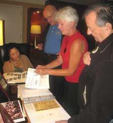 Esmerelda & Eric Schleiffer, Betty Schmitt Busch, Dan Camillo  IMG_0053.JPG