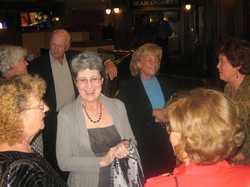 Back: Betty Schmitt Busch,   Front: Candy Quist Chandler, Diana Gonzalez Scatton, Arlene Kallman Delgado, Joyce Klie Sarver, Marilyn Koch Jarmlinger   IMG_0135.JPG