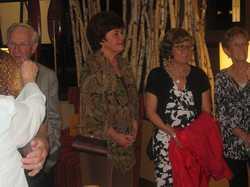 Mr. Clements, Joyce Klie Sarver, Marilyn Koch Jarmlinger, Edna Herbert Haywood   IMG_0142.JPG