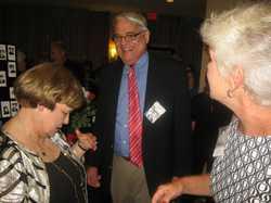 Sue Coyle Goebel and Larry Goebel, Betty Schmitt Busch  IMG_0152.JPG