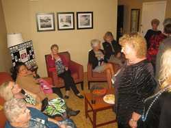 Marge Meyerhuber Picht, Arlene Terry, Esmerelda Schleiffer, Edna Herbert Haywood, Betty Schmitt Busch, Sue Clark Wachter, Candy Quist Chandler   IMG_0223.JPG