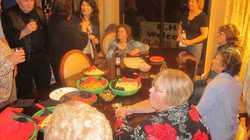 Donald Commerford, Kathy O'Loughlin Woods, Robin Commerford, Joanne Schouten, Lorraine Taylor Anderson, Barbara Brando Dunn, Lois DeGenaro, Linda Gordon Christensen  IMG_7689.JPG