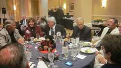 Terry DiPaolo & Cathy Herlihy DiPaolo, John DeAngelis, Kurt (Butch) Luhmann, Russ Harber, Mrs. Bob Olsen IMG_7740.JPG