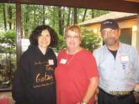 Jessica Spitz, Sue Byrne, Willie Dunne