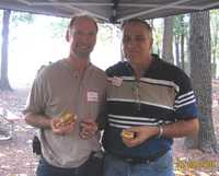 Ed Kirstein, Joe Verga (Judy DeAngelis' husband)