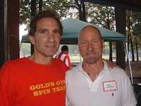 Eric Friedlander, Ken Calijone