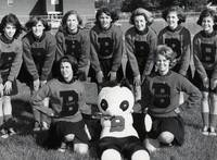 Highlight for Album: 1964-1965 Varsity Cheerleaders