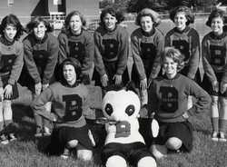 1964-1965 Varsity Cheerleaders