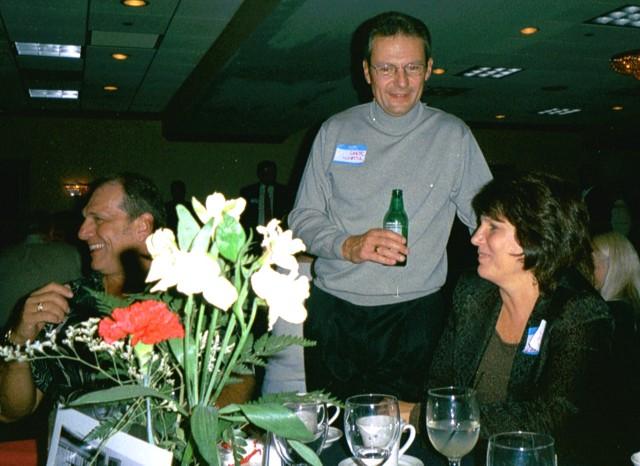 Joe Randazzo, John Zitelli and wife