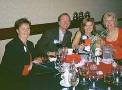 Helen Kinszky, Steve Dolainski Betty Cox, Kathy Crawford