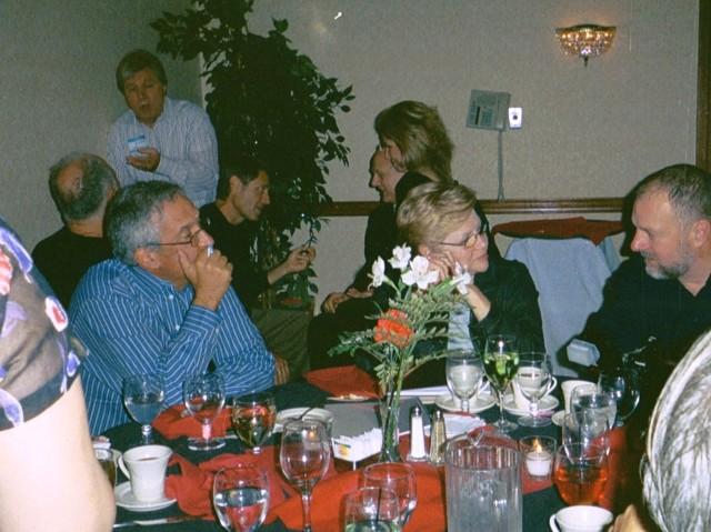 Howie Fredericks, Hary Bassett Frank Youngblood, Dave Meyers Linda Butler