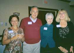 Bill Johnson and wife
