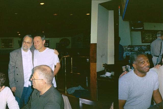 Bill Goldberg, Frank Yougblood Oran Digman