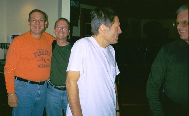 Joe Randazzo, Steve Dolainski Frank Youngblood