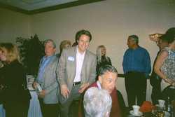 Barry Peterson, Christine Rassmussen Bill Johnson, Howie Fredericks