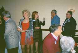 Kaythy Crawford, Betty Cox Bill Johnson, Howie Fredericks Len Ruggia