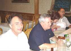 John PLuchino,Dave Harper,Barbara Terzano Gardner,Joe DiMaggio