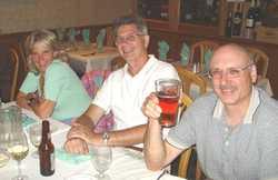 Beth Kukkonen Politi,Bill Kopp, Steve White