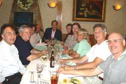 John, Dave, Barbara, Joe, George, Nancy, Barbara, Beth, Bill, Steve