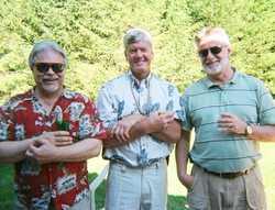 Ray, John, Brian