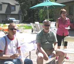 Holden texel, Brian Miller, Barbara Terzano Gardner