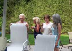 Bev, Beth, Barbara, Janet Pfeiffer