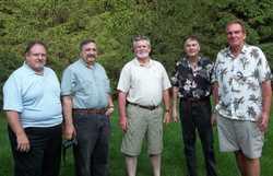 Pat, Bob, Brian, John, Sam