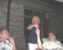 Sam, Beth, Steve