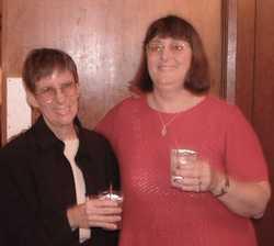 Cathy & Susan