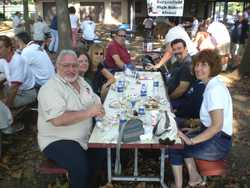 P9270037 Andy Guariello, ?, Lucretia Geiger, Frank Fossa, Jack Goldfarb, Ellen Sonkin
