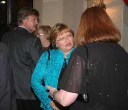DSC 0027 Rick Gillies, Diane Gideon, Barbara Madoff