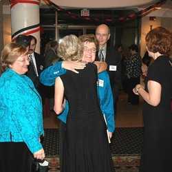 DSC 0042 Diane Gideon, Pat Scully, Stephanie Fuchs, ?, Ellen Sonkin