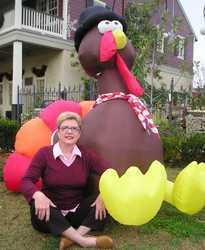 Donna Dieterle Causey, Thanksgiving 2007