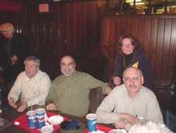 Margie, David, Dino, Janice, Steve