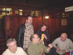 David, Rick, Dino, Janice, Steve