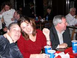 Jim Sacco, Marie Saraceno, Dave Harper