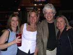 Debbie Bisoglio Rizzo, Carol Rymanski, Armando Fernandez & Mary Lou Peters Moran