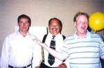 Wayne Engel, Ray Delgado & Gary Wells