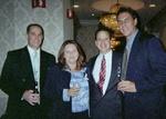 Ed Saraceno, Vicky Montesano, Walter Feldman, and Robert Dworshack