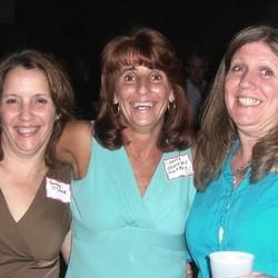 BHS Class of 1975 ~  Betsy, Nancy & Patti