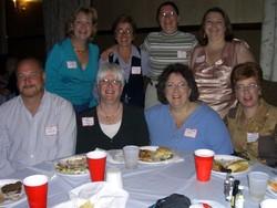 Janice, Darleen, Janet, Julie, Linda P., Linda H., Ellen and